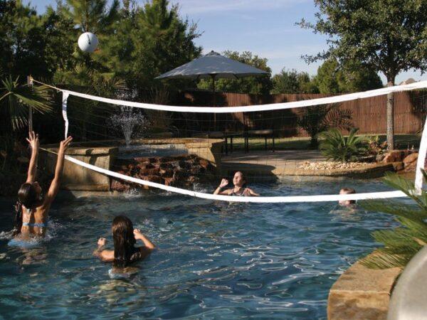 Volleyball Game for Pool - Swim N Spike - AquaChem
