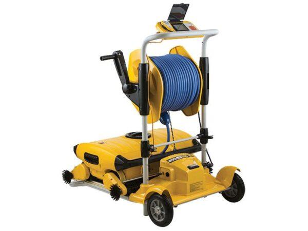 Wave 300XL Automatic Cleaner on Caddy - Aquachem