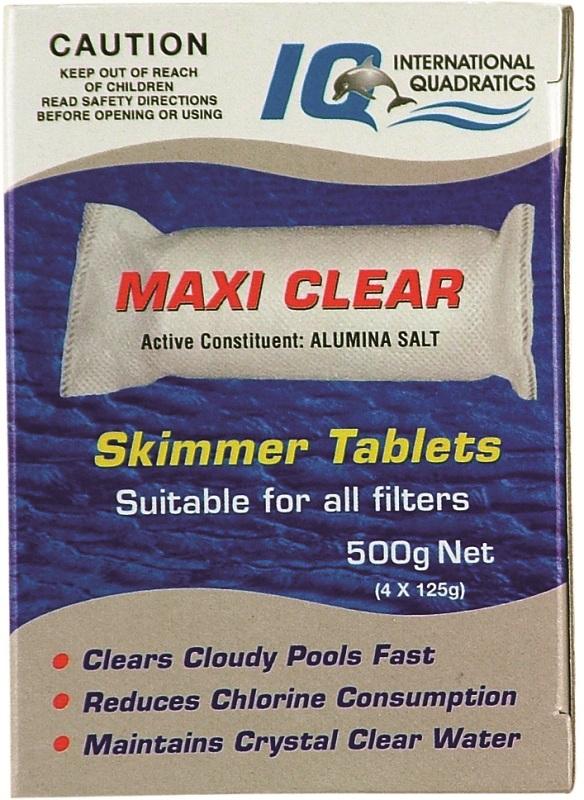 Maxi Clear Tabs