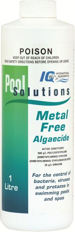 large-Metal Free Algaecide 1lt