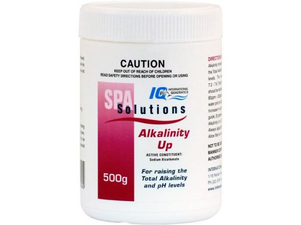 IQ-spa-alkalinity-up