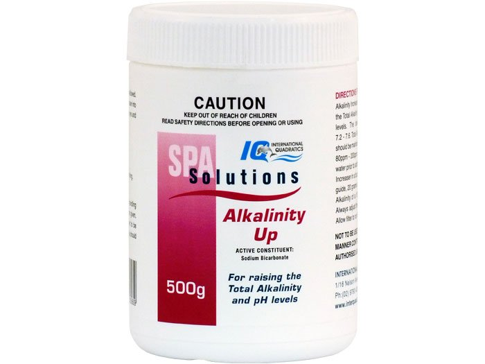 IQ-spa-alkalinity-up