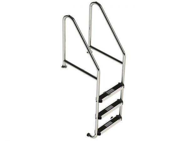 Pool Ladder Commercial SR-CFT-3 Flanged Top Ladder