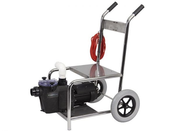 Portable Suction Cleaning Unit