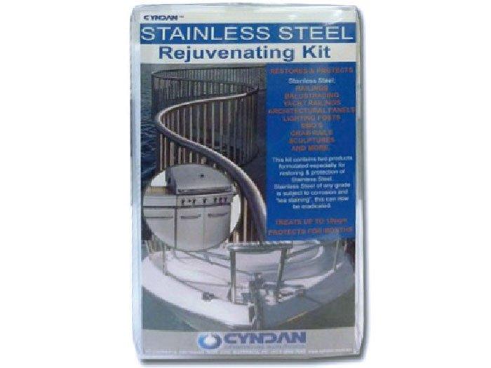 Stainless Steel Rejuvenation Kit