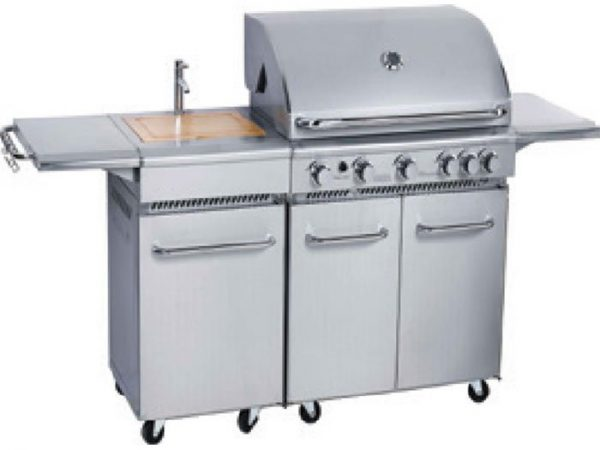 Stainless Steel Rejuvenation Kit Restore BBQs