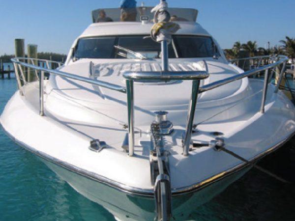 Stainless Steel Rejuvenation Kit Restore Boat Railings