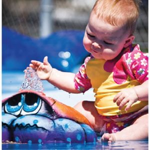 Kirby Crab Aqua Spout | Aquachem