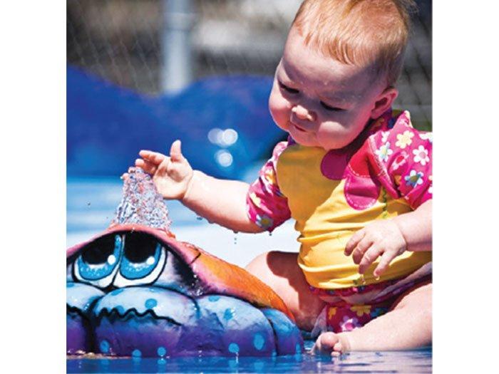 Kirby Crab Aqua Spout | Aquachem