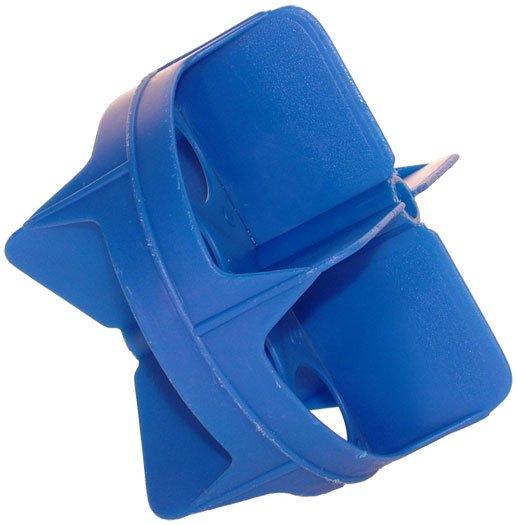 110m swimplex discs-blue