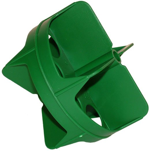 110m swimplex discs-green
