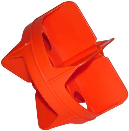 110m swimplex discs-red