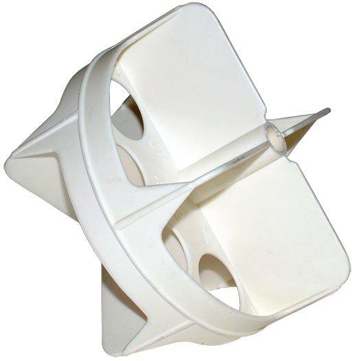 110m swimplex discs-white