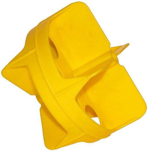 110m swimplex discs-yellow