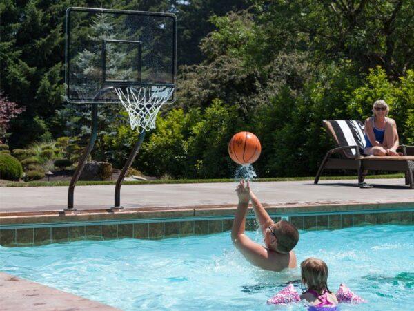 Take Basketball Game Shot - AquaChem