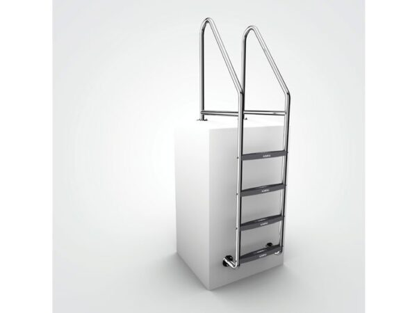 AQUEAS Ladder AQ-LDR03 4 Step - Aquachem