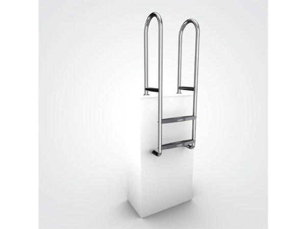 AQUEAS Ladder AQ-LDR04 2 Step - Aquachem