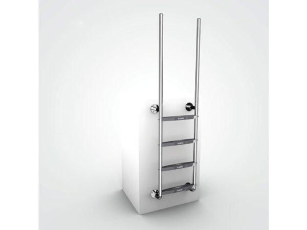 AQUEAS Ladder AQ-LDR06 4 Step - Aquachem