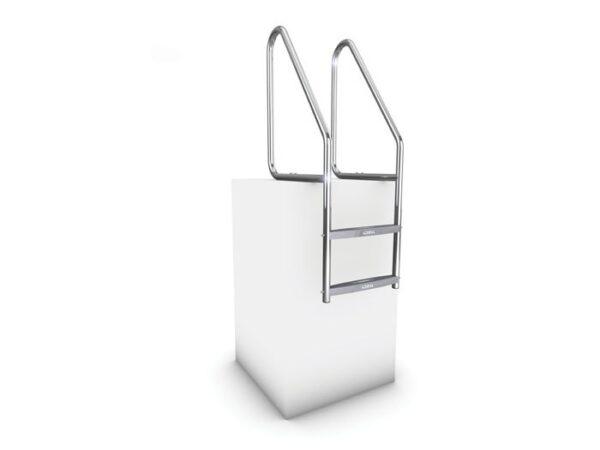 AQUEAS Ladder AQ-LDR08 2 Step - Aquachem
