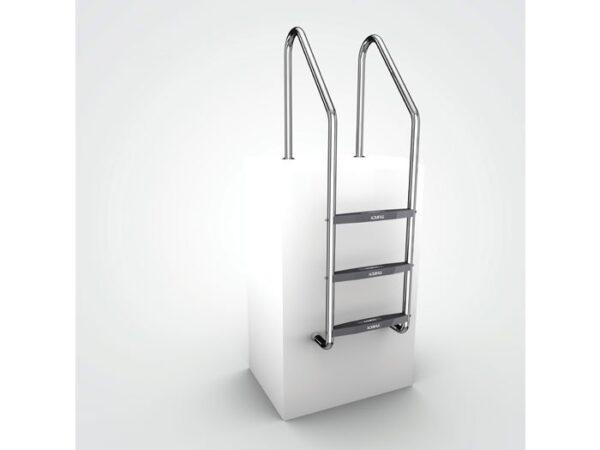 AQUEAS Ladder AQ-LDR09 3 Step - Aquachem
