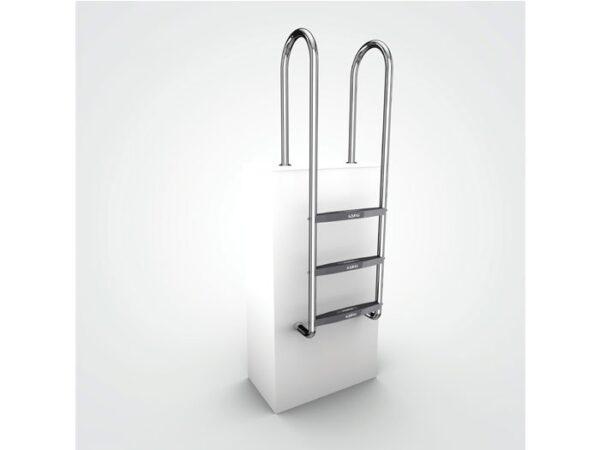 AQUEAS Ladder AQ-LDR10 3 Step - Aquachem