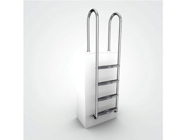 AQUEAS Ladder AQ-LDR10 4 Step - Aquachem