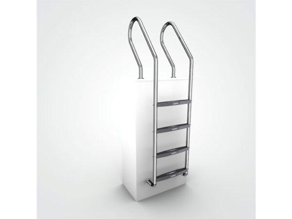 AQUEAS Ladder AQ-LDR11 4 Step - Aquachem