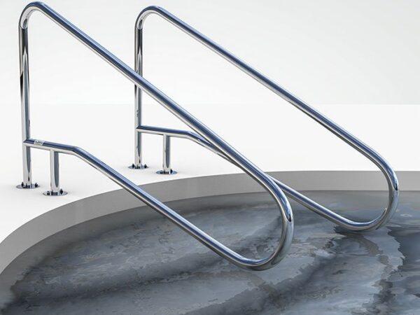 AQUEAS Stair Deck Grab Rail AQ-GR09 - 1 - Aquachem