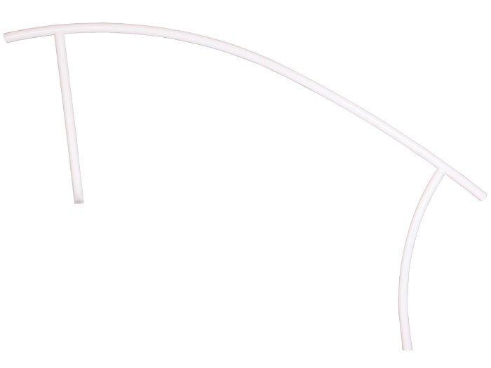 Saftron Hand Rail Triton White - TDTP-160 - Aquachem